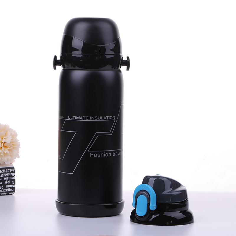 800ML Portable Outdoor Sports Thermos Bottle Bicycle Water Bottle Cycling Climbing Hiking Drink Jug Cup Garrafa Agua Bolsa U0082 (1)