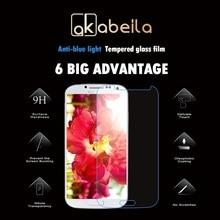 цена на Tempered Glass For Samsung I9500 Galaxy S4 SIV I9505 GT-I9500 S4 CDMA SCH-I545 5.0 inch Phone Screen Protector Steel Film