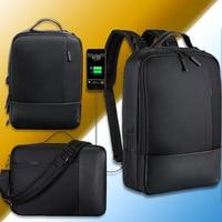 Newest Anti theft Waterproof USB charging port Laptop Backpack Notebook Handbag Case For Macbook Air Pro13 15 inch Shoulder Bag