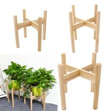 Мебель новая деревянная подставка для растений цветочный горшок садовая стойка подставка для цветов стеллаж для хранения деревянная полка