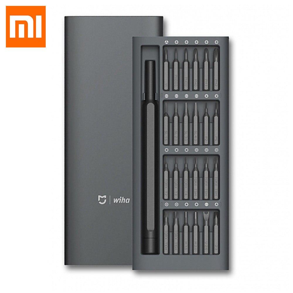 Оригинальный Xiaomi Mi Цзя Mi wiha ежедневно Применение 24 в 1 Магнитная биты ремонт Инс ...