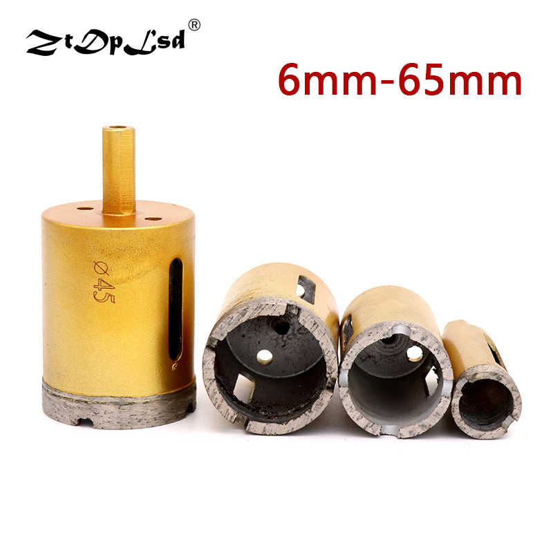 1Pcs Tile Ceramic Glass Diamond Coated Drill Bit Marble Hole Saw Drilling Bits Power Tools Opener Saw Hole Cutter Stone Holesaw