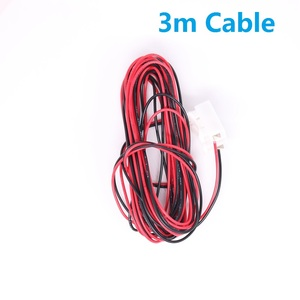 Image 5 - 180 kg 350Lbs 315 mhz Draadloze Afstandsbediening Magnetische Slot met 2 Remote Handvat Draadloze Exit 3 m Kabel