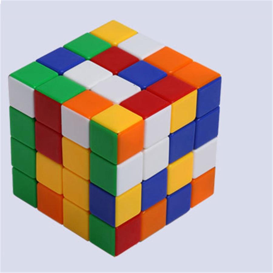 Square Magic Puzzle 3x3x3 Brain Cube Puzzle Game Learning Toys For Children Mini Cubos Magicos Magico 4x4x4 50K450