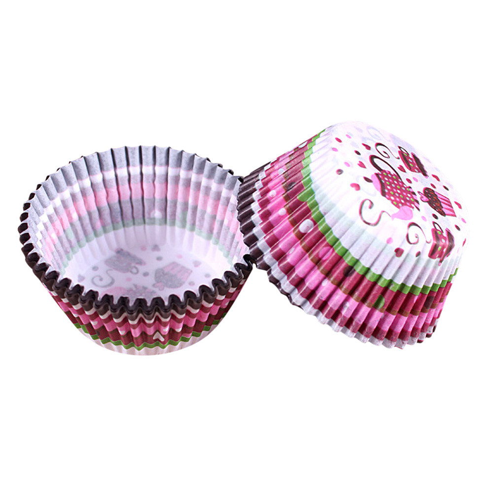Cake Liner Cake Muffin Case Moon Cake Box Paper Box Cup Cake Decorator Tool Molde De Pastel#30 Bakeware