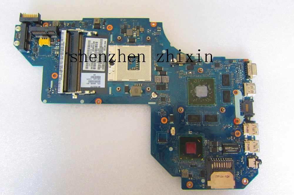 The Laptop Motherboard For QCL50 LA-8711P 698397-601 HP Envy M6 M6-1000  ATI HD 7670M 2GB Graphic
