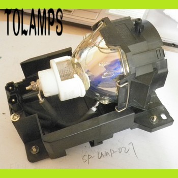 SP-LAMP-027 Compatible bare lamp with housing for  IN42/IN42+;ASK C445/C445+
