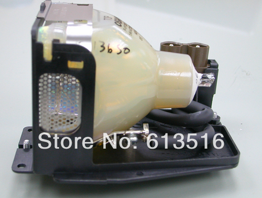 Compatible lamp With housing POA-LMP65/610-307-7925 for SANYO PLC-SL20 PLC-SU50 PLC-SU50S PLC-SU51 PLC-SU51S PLC-XE20 PROJECTOR цена
