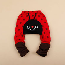 2016 Good Quality Baby Kids Toddler Bottoms Animal PP Pants Warmers for Boys Girls UK Muchochos