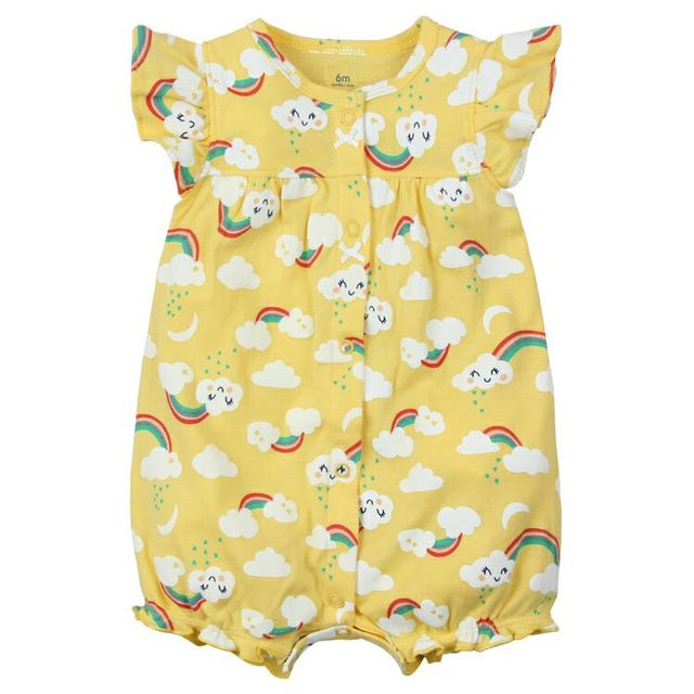 Rompers for Newborns and Babies with Various Cute Designs