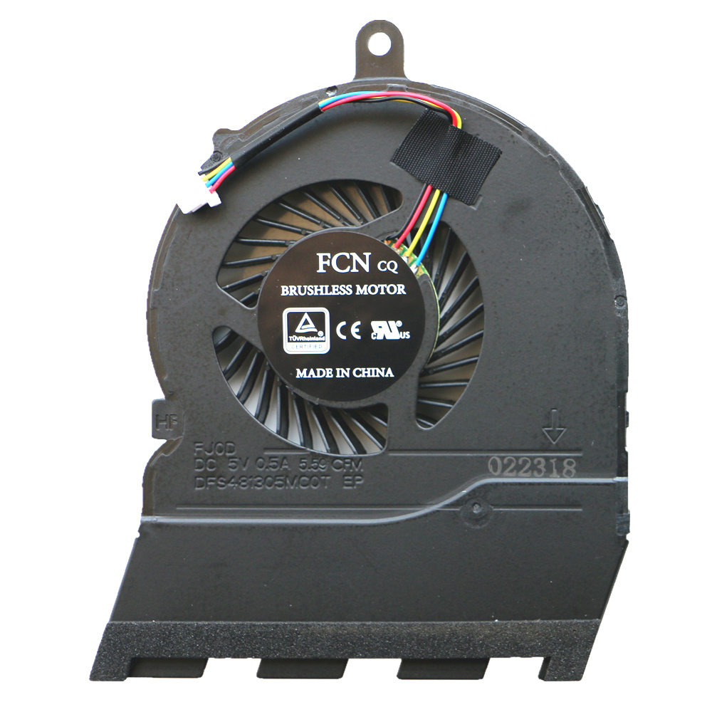 New Original Laptop Fan For Dell inspiron 15G 5565 5567 17-5767 Cpu Cooling Fan