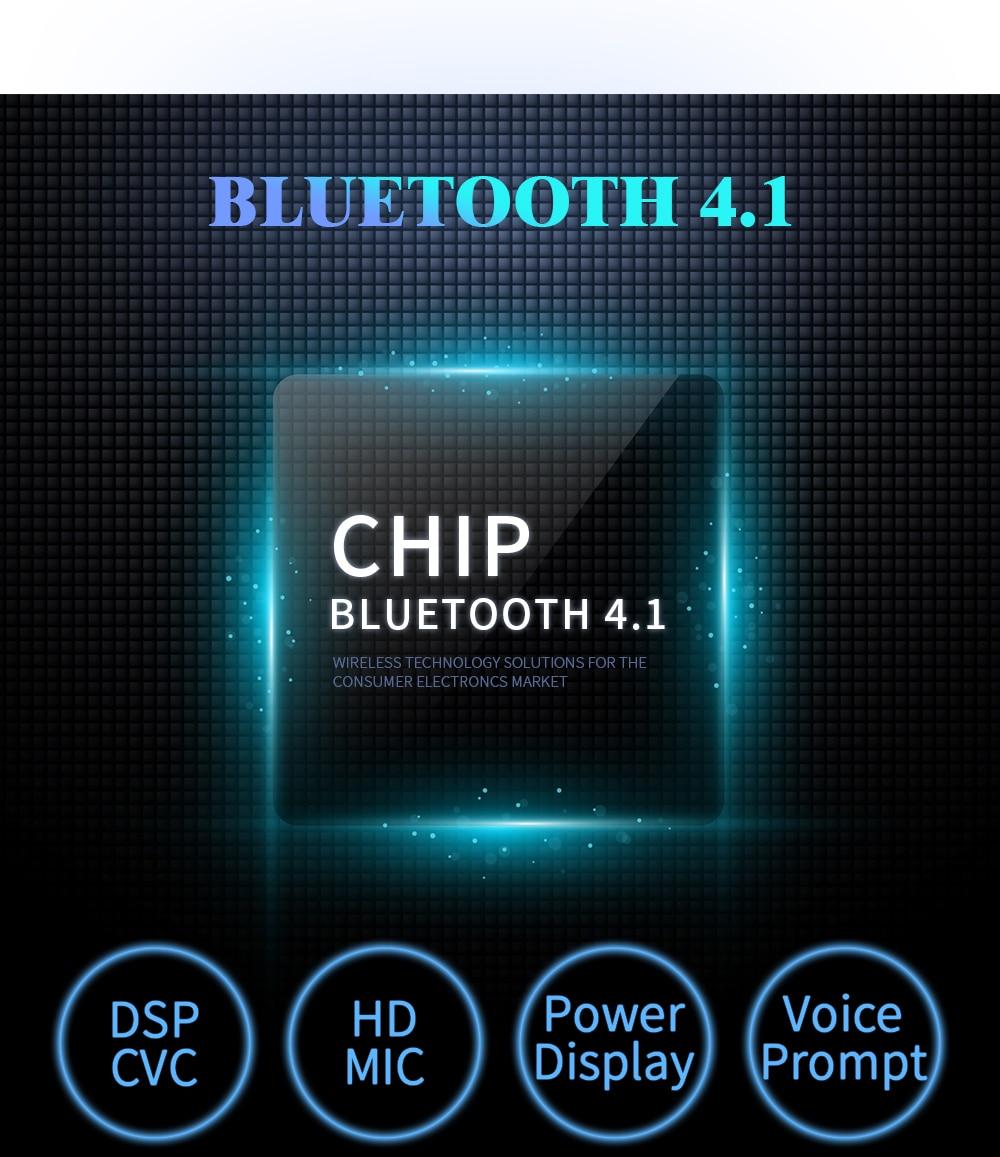 YODELI i7 Bluetooth Earphone Mini Wireless Headset In Ear Phone Buds Headphone for iPhone X 7 plus Samsung Xiaomi LG (2)