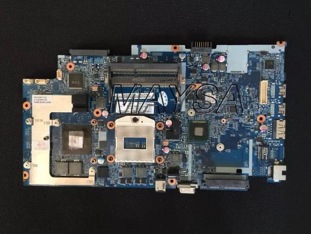 Материнская плата для ноутбука hasee для Raytheon для CLEVO w170HN