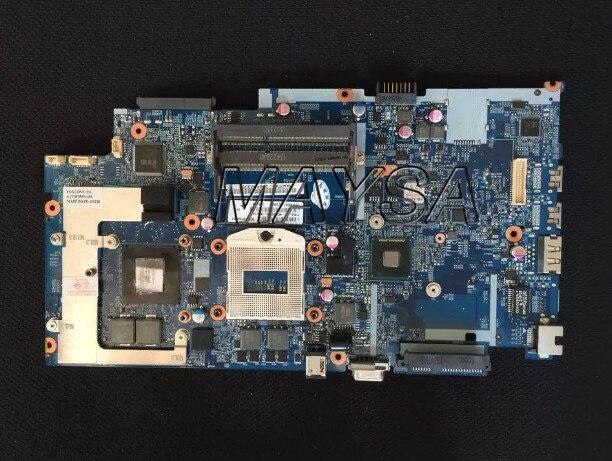 Carte mère d'ordinateur portable pour Hasee K660E pour CLEVO W355ST 6-71-W35S0-D04 6-77-W355ST00-D04 100% TESED OK