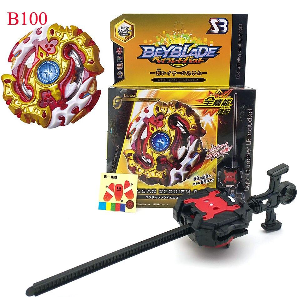 цена на SHINEHENG Tomy Beyblade Burst B-100/B-86 Starter Spriggan Requiem .0.Zt Legend Spriggan. 7. Mr Bayblade Spinning Bleyble Burst