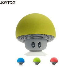 JOYTOP Bluetooth Speaker Mini Mushroom Stereo Speakers MP3 Player Caixa de som Smart Phone Altavoz Bluetooth Speakers Computer