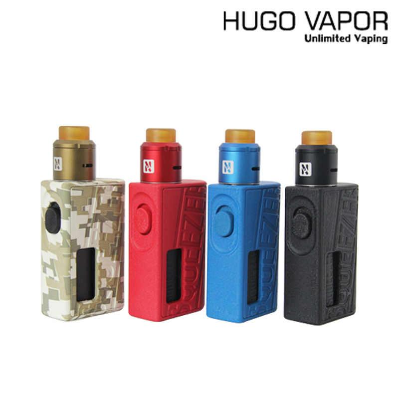 Оригинальные механические электронные сигареты Hugo Vapor соковыжималка комплект BF сквонок Vape испаритель N BF для вейпа RDA Fit 18650/20700 электронные сигареты