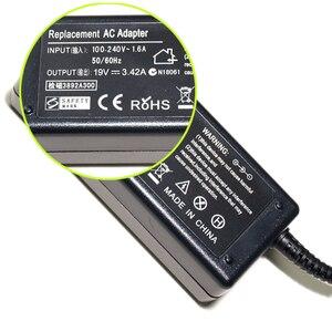 Image 2 - Universal คุณภาพสูง 19V 3.42A 65W แล็ปท็อปชาร์จสำหรับ Toshiba แล็ปท็อปอุปกรณ์ชาร์จสำหรับเน็ตบุ๊ก Notepads Power Adapter