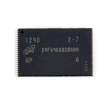 100% New Original MT29F64G08CBAAAWP:A MT 29F64G08CBAAA WP A IC FLASH 64GBIT TSOP-48 free shipping 100% new original 5pcs lot mt29f64g08cbaaawp a mt 29f64g08cbaaa wp a ic flash 64gbit tsop 48