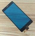 Сенсорный Экран для Sony Xperia Z3 compact mini D5803 D5833Touch Стеклянный Объектив С Датчиком Digitizer Замена Черный Цветной Сенсорный