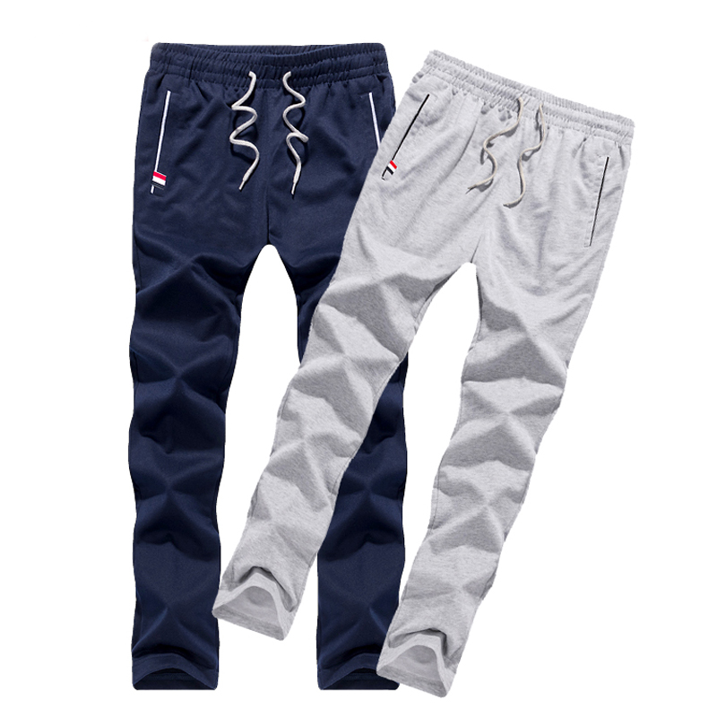 Men pants thin teenage boy trousers 2018 new spring male casual straight health cheap pants student