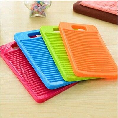 Planche à laver en plastique | Planche à laver, chemises de nettoyage du linge pour les enfants, planches à laver de couleur aléatoire