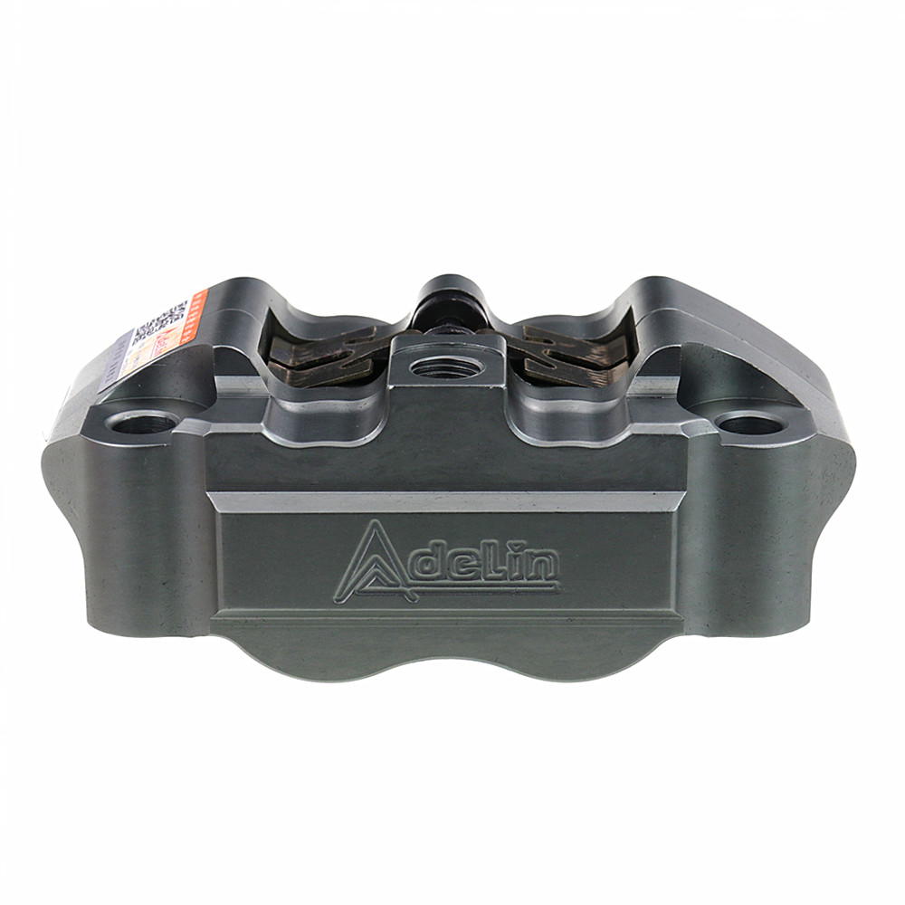 Quality Motorcycle Brake Caliper Original Adelin Adl 04 4 Piston 82mm Mounting For Yamaha Scooter Force