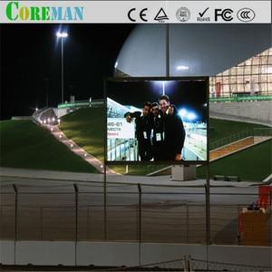 Image 2 - 64*64 точки p2.5 Светодиодная панель 160x160 светодиодный дисплей модуль p2 светодиодный шкаф p2 рекламный сценический светодиодный дисплей экран модуль