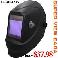 Big View Eara 4 Arc Sensor DIN5 DIN13 Solar Auto Darkening TIG MIG MMA Grinding Welding