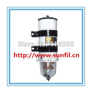 High quality Diesel engine fuel water separator Racor parker 1000FG filter 2020PM,free shipping diesel engine fuel water separator oem racor parker 1000fg generator filter 2020pm 3pcs lot