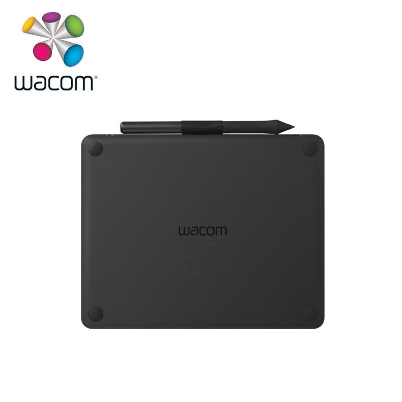Tablette de dessin graphique Wacom Intuos CTL-4100 tablettes numériques 4096 niveaux de pression (noir/petite taille) - 2