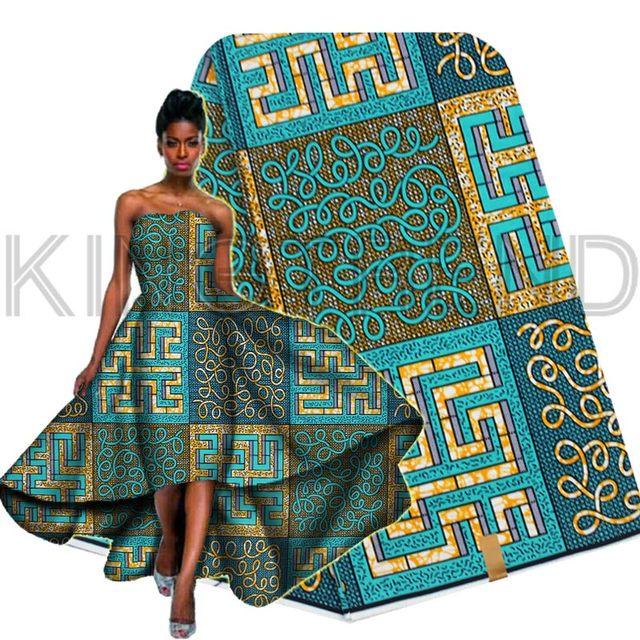 tissu africain de qualite
