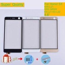For Huawei Honor 5X KIW-L21 Touch Screen Digitizer GR5 KII-L21 KII-L22 KII-L23 KII-L03 KII-L05 Touch Panel Sensor Touchscreen m215hge l21