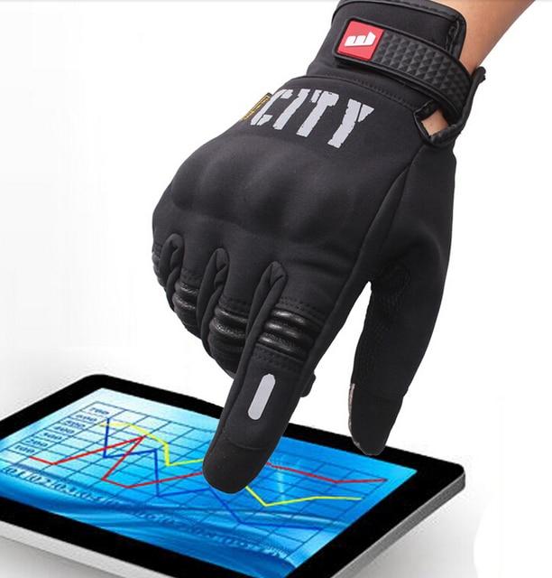 Бесплатная доставка 2015 Moto rcycle Перчатки Racing Moto крест Moto rbike Перчатки сенсорный экран Перчатки Moto cicleta Moto S Luvas