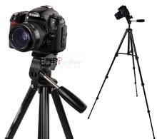 Professional Aluminum portable Camera Camcorder Tripod For Nikon D3100 D3200 5100 D5200 D5300 for Canon 70D 800D 700D