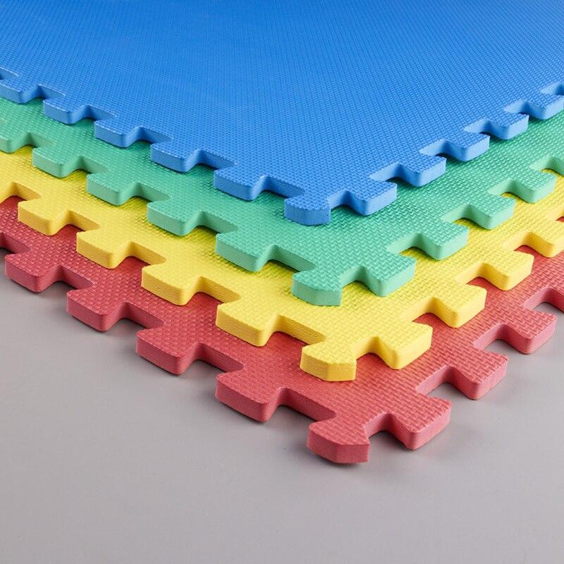 Non-slip Mat Puzzle Carpet Baby Game Pad Anti-fall Foam Mosaic Floor Development