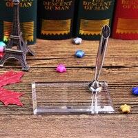 Acrylic Pen Holder for Feather Fountain Antique Dip Pen