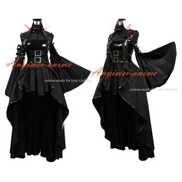 Chobits Freya Chobits Dark Chii Dress Cosplay Costume Tailor-made