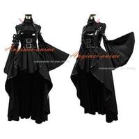 Chobits Freya Chobits Dark Chii Dress Cosplay Costume Tailor made