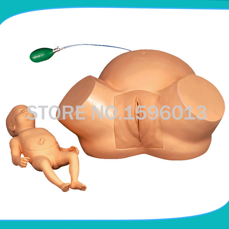Advanced Difficult Labor Simulator, Pregnant Dystocia Model, Childbirth Teaching Training ManikinAdvanced Difficult Labor Simulator, Pregnant Dystocia Model, Childbirth Teaching Training Manikin