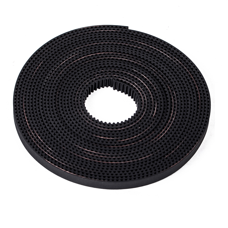 1pc 5m GT2 Timing Belt 6mm Width Fiber Reinforced Rubber Timing Belt For CNC 3D Printer Reprap Prusa i3 hictop 5 meters gt2 timing belt for reprap 3d printer prusa i3