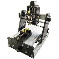 Laseraxe DIY Mini 3 Axis USB Desktop CNC Router Wood PCB Milling Carving Engraving Machine Kit
