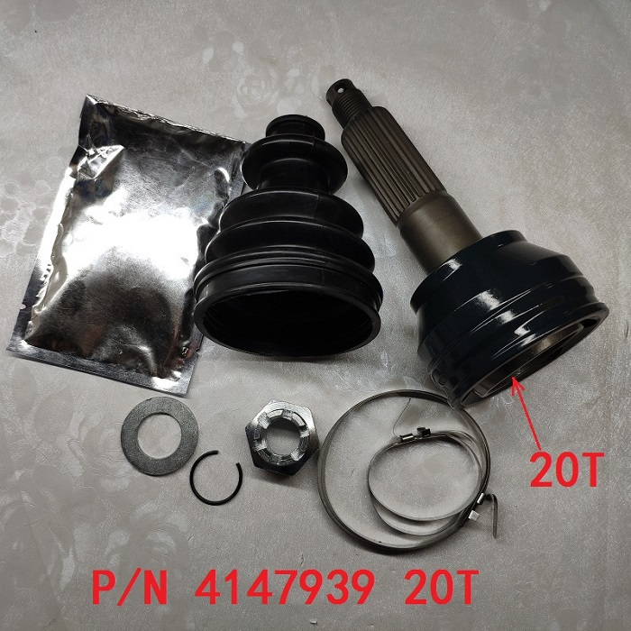 1987 Polaris Trail Boss 250 External Snap Ring 2 Front Outer CV Joint Kits