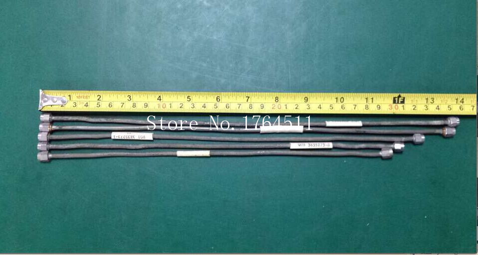 [BELLA] SMA SMA Import DC-20GHz Revolution Link 29-35CM RF Test Cable  --10PCS/LOT