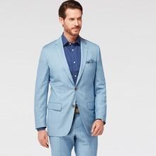 tuxedo for font b mens b font bridegroom font b suit b font groom wear blue