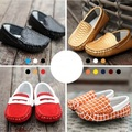 2016 New Summer Autumn Children Shoes Genuine Leather Classic Cute Shoes for Kids Girls Boys Shoes Unisex Fashion Sneakers