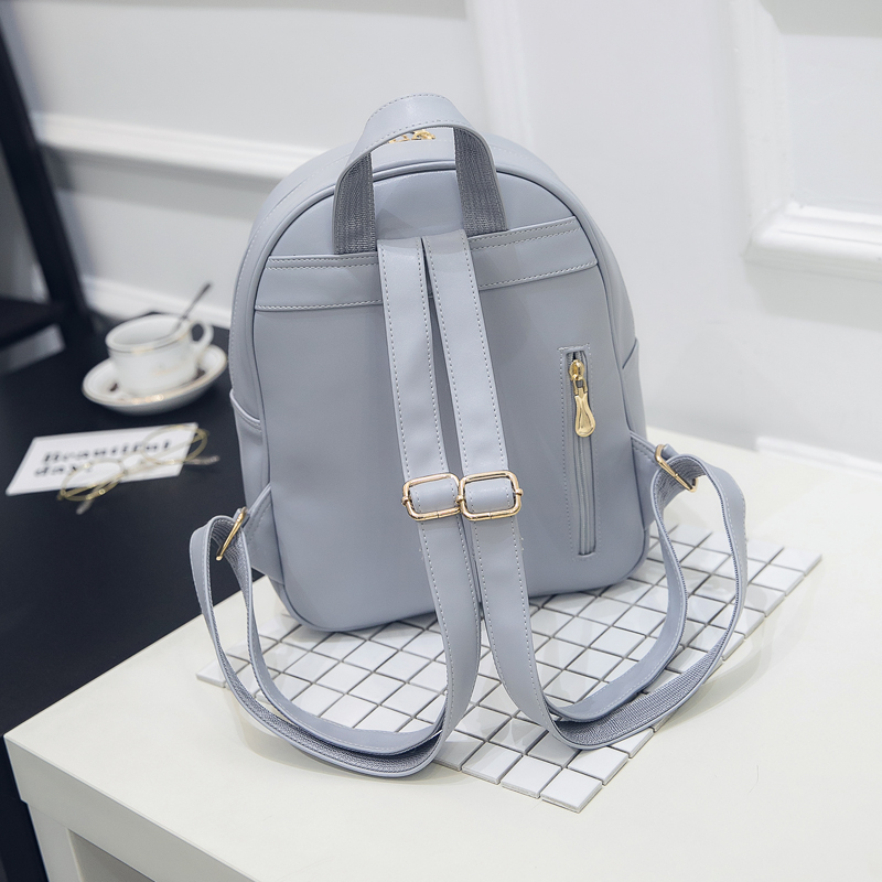 para adolescentes meninas mulheres mochila Size : Small Backpack Women Leather Backpack