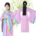 Traje Chinês Tang Dinastia Princesa Real Guzheng Dança Hanfu Traje Nacional Traje de Dança Tradicional Chinesa