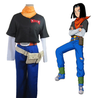 Japanese Hot Anime DRAGON BALL Z cosplay Videl/Bideru cos Halloween party Unisex costume