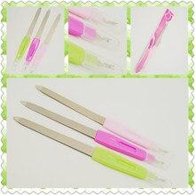 12pcs 2017 New Style Factory Direct Selling dropship nails supplies nail care tools nail file for wholesales